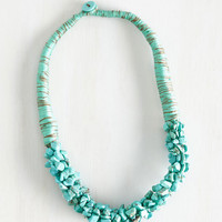 ModCloth Boho Editor-in-Reef Necklace