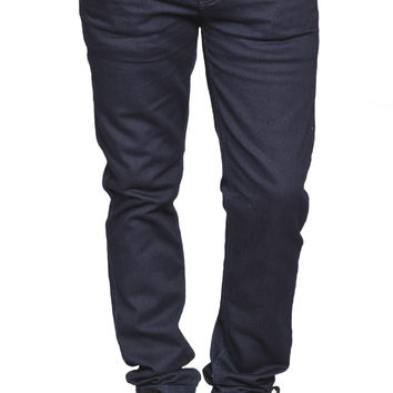 Guys Super Slim Knit Jeans - Rinse