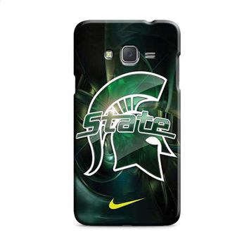Michigan State nike Samsung Galaxy J7 2015 | J7 2016 | J7 2017 Case