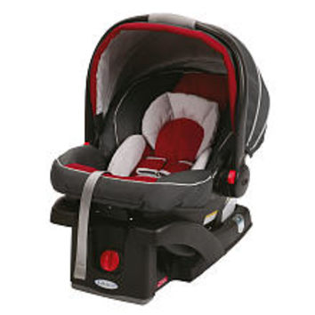 Graco SnugRide Click Connect 35 LX Infant Car Seat - Chili Red
