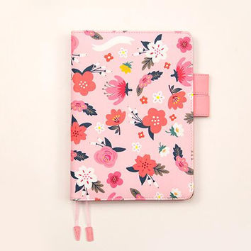 Multiple colors Simulated Leather Cover A5 A6 suitable for Hobonichi and other standard journal sheets