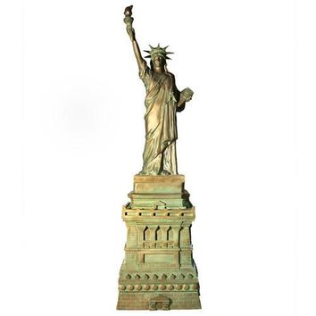 Statue of Liberty Large Graden Statue Replica Statue 83H