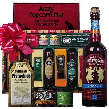 Jazzy Dad's (includes Abbey Ale)