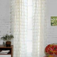 Waterfall Ruffle Curtain-