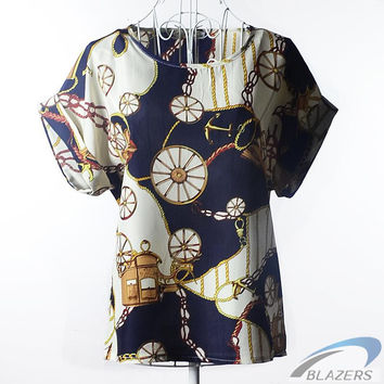 European Women's vintage shirt