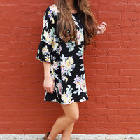 Lei Away Dress