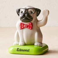 Edmond The Waving Solar Pug