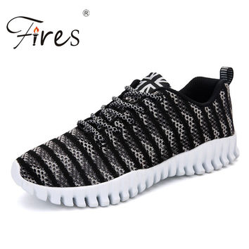 New Arrival Men Running Shoes for Runner Sports Shoes Breathable Mesh Athletic Shoes Confortable Sneakers Men Outdoors Zapatills