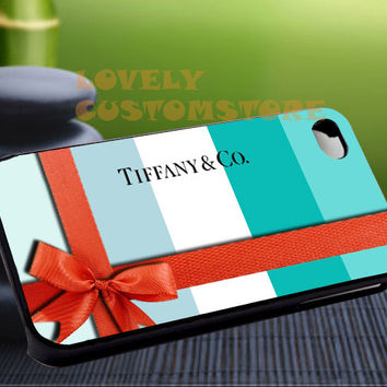 Tiffany And Co Design - iPhone 4 / iPhone 4S / iPhone 5 / Samsung S2 / Samsung S3 / Samsung S4 Case Cover