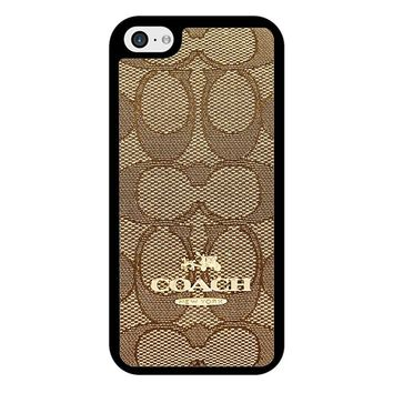Coach Logo 2 iPhone 5/5S/SE Case