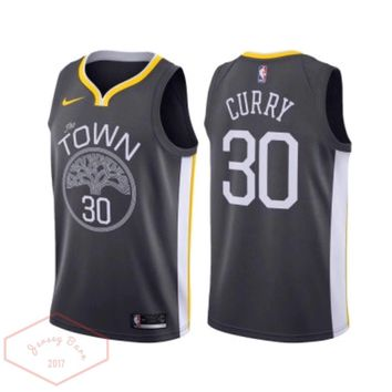 Stephen Curry #30 Golden State Warriors Swingman Nike Pro NBA Jerseys Four Variants