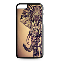 Aztec Elephant iPhone 6 Plus case