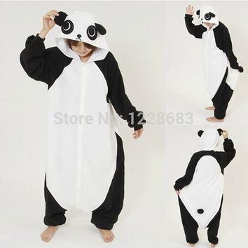 New Kawaii Anime Adult Christmas Halloween Animal Panda Rilakkuma Costume Rilakkuma Onesuit Pajamas