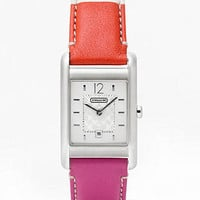 COACH CARLISLE STRAP WATCH - Women's Watches - Jewelry & Watches - Macy's