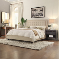 Kingstown Home Aurelia Panel Bed & Reviews | Wayfair