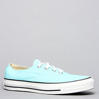 The Chuck Taylor All Star Clean CVO Sneaker in Aruba Blue
