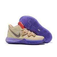 "CONCEPTS X NIKE KYRIE 5 ""IKHET"" Women Shoes Kid Sports Shoes - Best Deal Online"