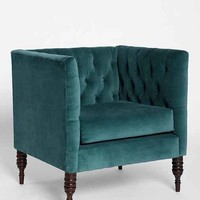 Plum & Bow Tufted Chair
