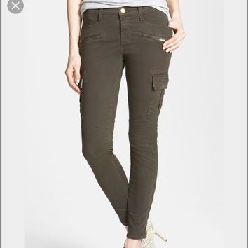 J Brand Grayson chino pants in Mantis Size 27