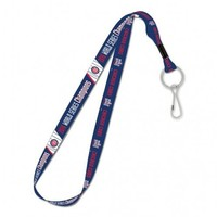 """CHICAGO CUBS 2016 WORLD SERIES CHAMPIONS CHICAGO CUBS LANYARD 1"""""""