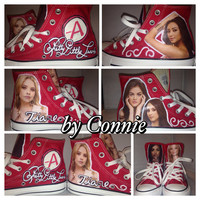 Custom Pretty Little Liars shoes