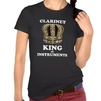 Clarinet King of Instruments