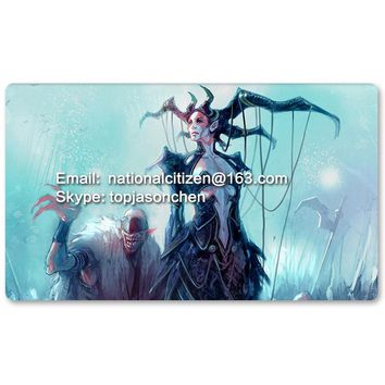 Many Playmat Choices -Kalastria Highborn- MTG Board Game Mat Table Mat for Magical Mouse Mat the Gathering 60 x 35CM