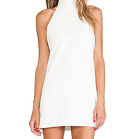 SOLACE London Anther Mini Dress in Cream