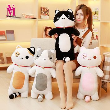 Neko Atsume Cat Plush Pillow - Cosplay Cartoon Stuffed Doll 80cm / 31.5in