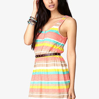 Colorblocked Knit Dress | FOREVER 21 - 2024601647