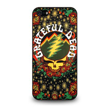 GRATEFUL DEAD iPhone 5 / 5S / SE Case Cover