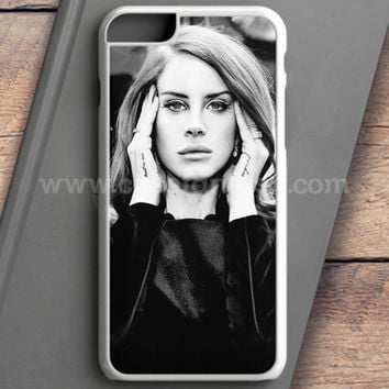 Lana Del Rey And Marina The Diamonds Photo Collage iPhone 6S Case | casefantasy