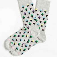 Happy Socks Mini Diamond Sock- Assorted One