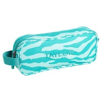 Gear-Up Pool Zebra Pencil Case