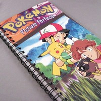Pokemon Picture Perfect Recycled Notebook