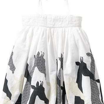 Old Navy Giraffe Print Sundresses For Baby