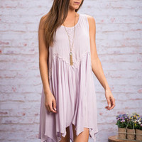 Best Of Presh Dress, Lilac