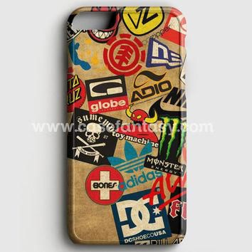 Skateboard Dc Vans Globe Adidas iPhone 6 Plus/6S Plus Case | casefantasy