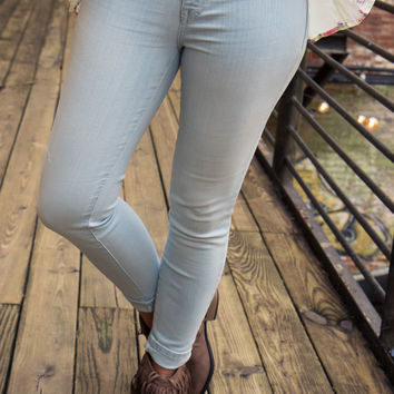 Light Touch Jeans