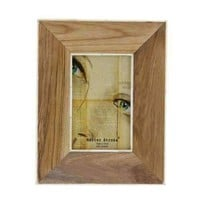 Rustic Picture Frame, Wood, Brown
