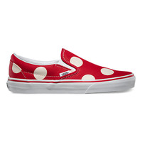Polka Dots Slip-On | Shop Classic Shoes at Vans