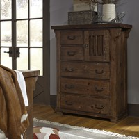 Forrester Rustic Chest Tobacco