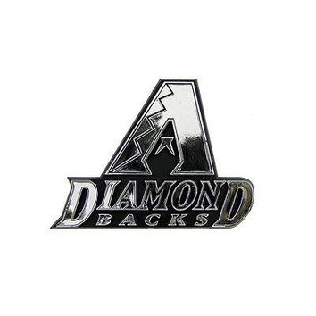 Licensed Official New MLB Pick Your Team 3-D Chrome Plastic Auto Car Truck Emblem Made in USA