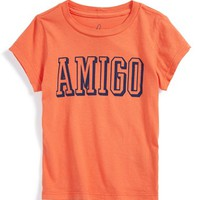Infant Boy's Peek 'Amigo' Graphic T-Shirt
