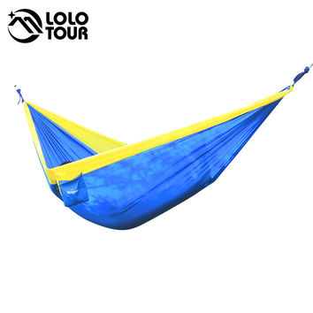 Ultra Large 2 - 3 Person Parachute Hammock