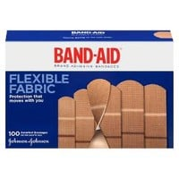 Band-Aid Flexible Fabric - 100 Count : Target