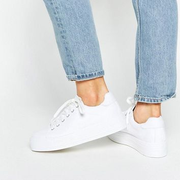 ASOS DAY Flatform Trainers at asos.com