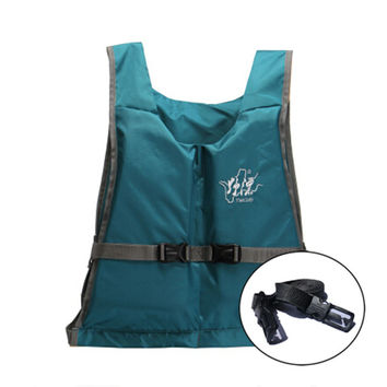 Utility Drifting Life Jackets Swim Vest Floatation Jackets, One Size