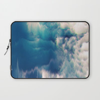 Soft Water Laptop Sleeve by Printapix