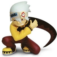 "Great Eastern GE-6463 Soul Eater 3.5"" Evans Figure"